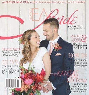 Spring/Summer 2018 Issue of EA Bride