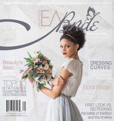 Spring/Summer 2017 Issue of EA Bride