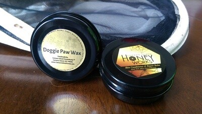 Camano Island HoneyWorks Doggie Paw Wax