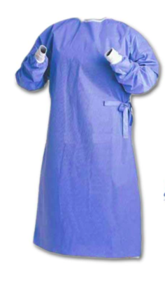 Surgeon Gown and PPE Kits
