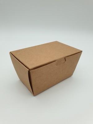 Box Truffle Medium Kraft 75Lx45Wx40Hmm (each)