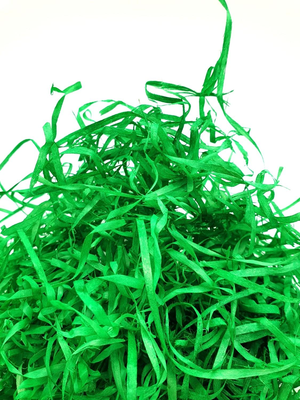Wood Wool 100g Fine - Green