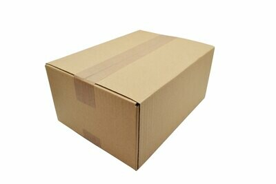 Corrugated Cardboard Box (each)