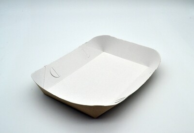 Box Open Meal Tray Small (Qty 50)