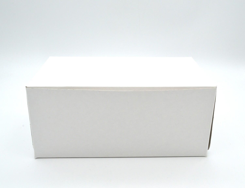 Cake Box 9 x 5 x 4 White (ea)