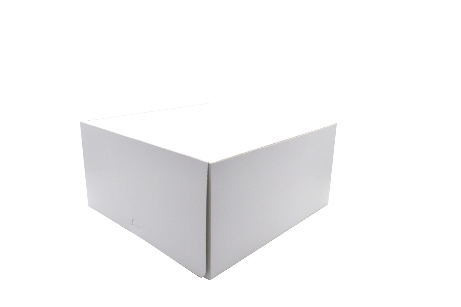 Cake Box 12 x 12 x 6 White (ea)