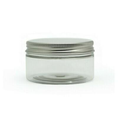 Glass Jar 50ml Ointment + Aluminium Lid