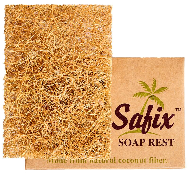 Saflix Soap Rest 155 x 75 x 15 (ea)