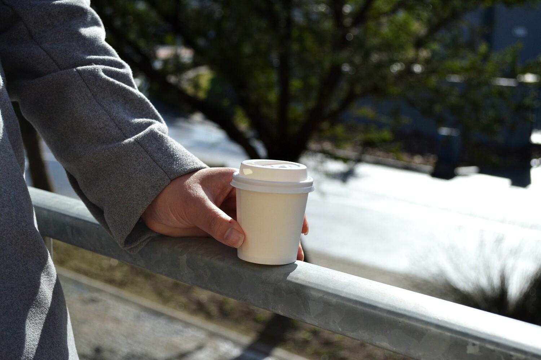 Coffee Cups Single Wall Espresso 100ml - White (Qty 50)