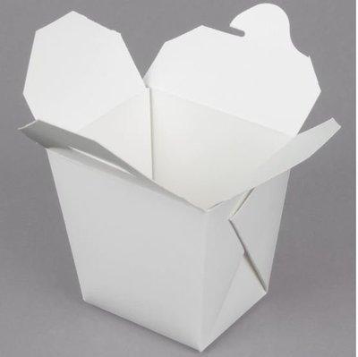 Box Noodle 16oz White (Qty 50)