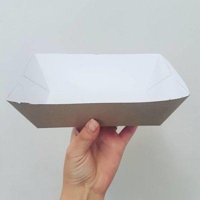 Box Dish Bowl Medium (Qty 50)