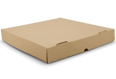 Box Corrugated Pizza Large Brown (Qty 50)