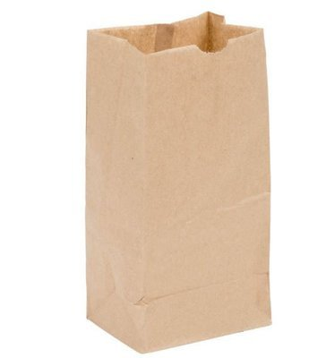 Paper Bags SO 4 Brown (Qty 500)