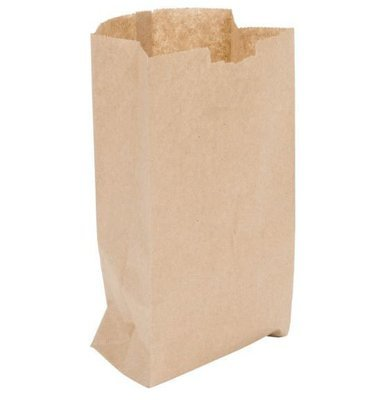 Paper Bags SO 2 Brown (Qty 500)