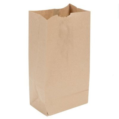 Paper Bags SO 8 Brown (Qty 500)