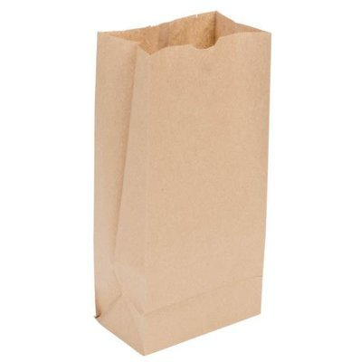 Paper Bags SO10 Brown (Qty 500)