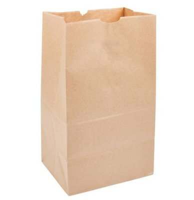 Paper Bags SO20 Brown (Qty 250)