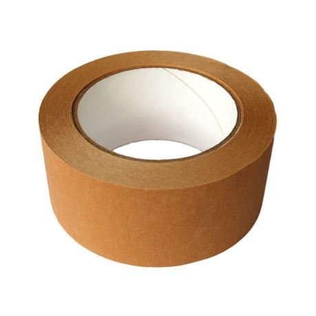 Tape Eco Paper Brown 40m (each)