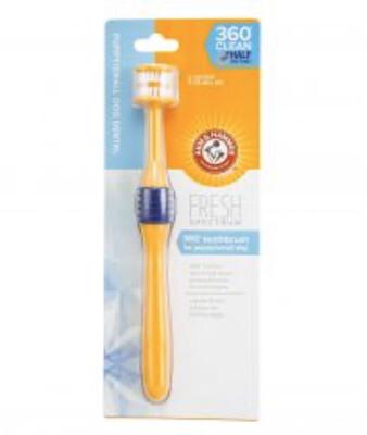 Arm & Hammer Fresh 360° Toothbrush Dog