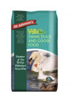Mr Johnson's Wildlife Swan And Duck Food 750g