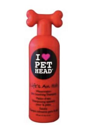 Pet Head Life's An Itch Sensitive Skin Shampoo 475ml