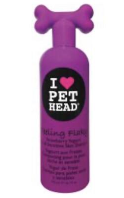 Pet Head Feeling Flaky Sensitive/Dry Skin Shampoo 475ml