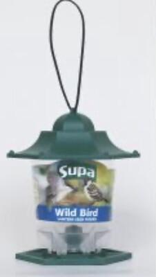Supa Lantern Garden Bird Seed Feeder Single