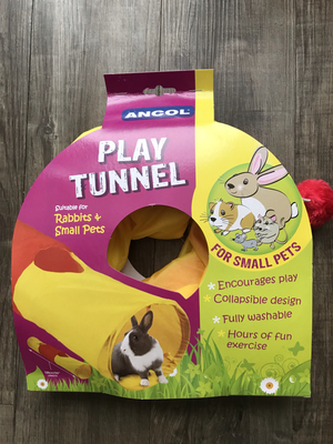 Ancol Extra Large Play Tunnel RRP £12.69