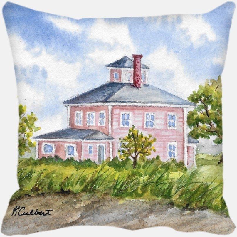 Plum Island Artist Print Pillows