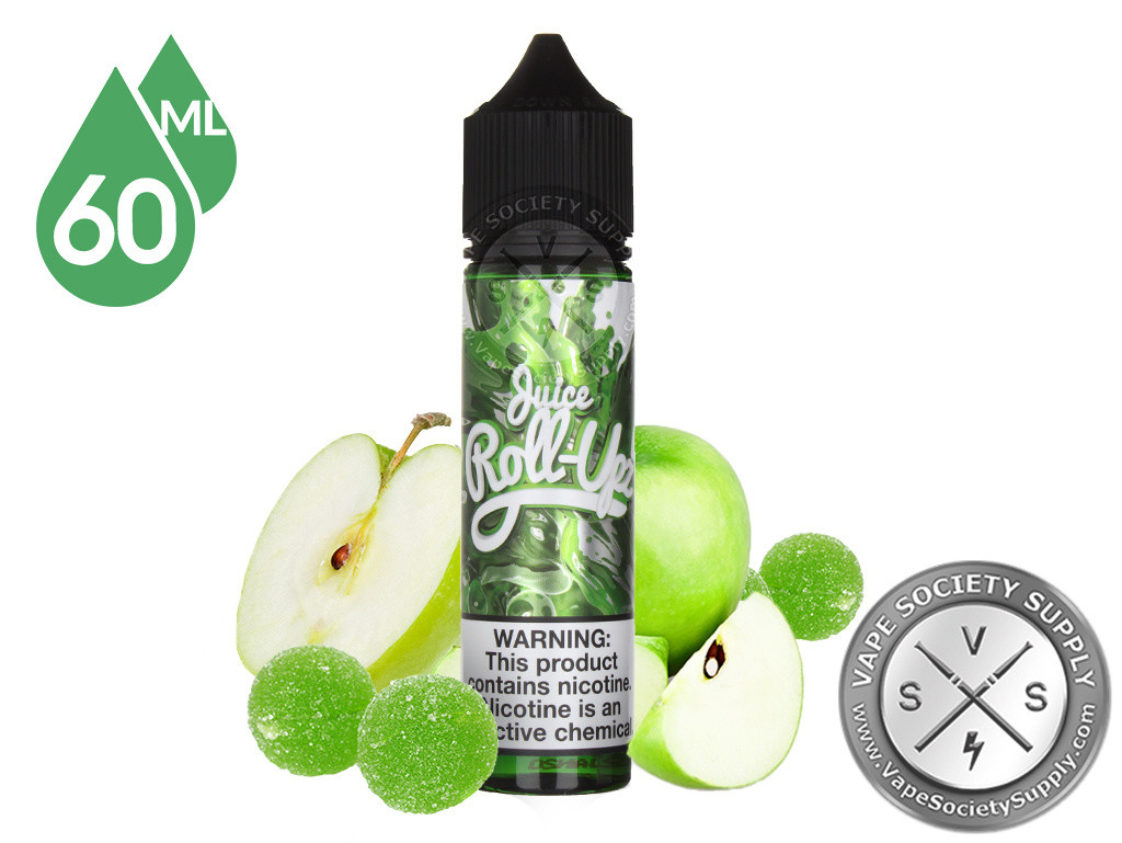 Roll Upz- Green Apple رول ابز تفاح أخضر
