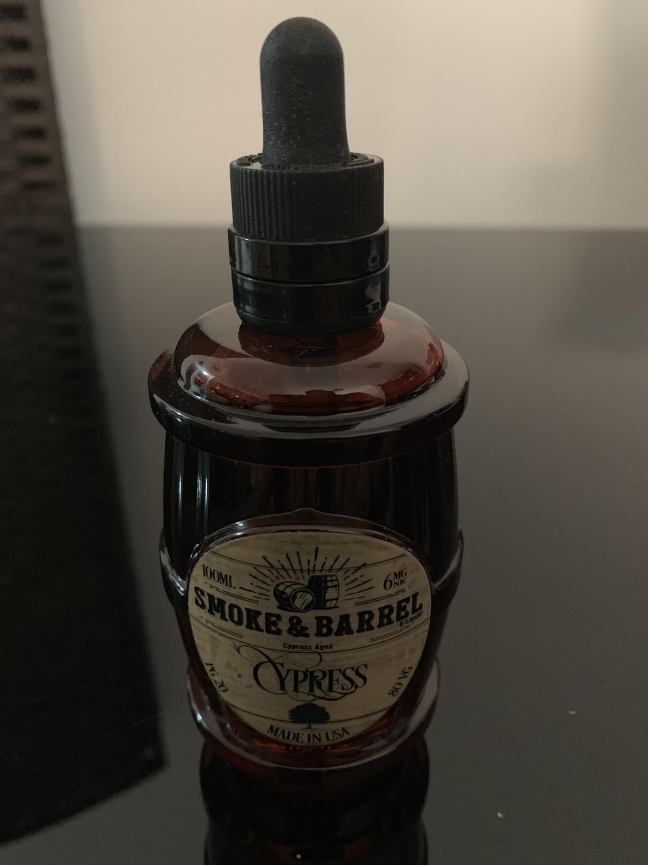 Smoke & Barrel Cypress سموك اند بريل سايبرس