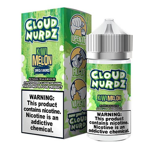 Cloud Nurdz -  Kiwi Melon كلاود نيردز كيوي وشمام