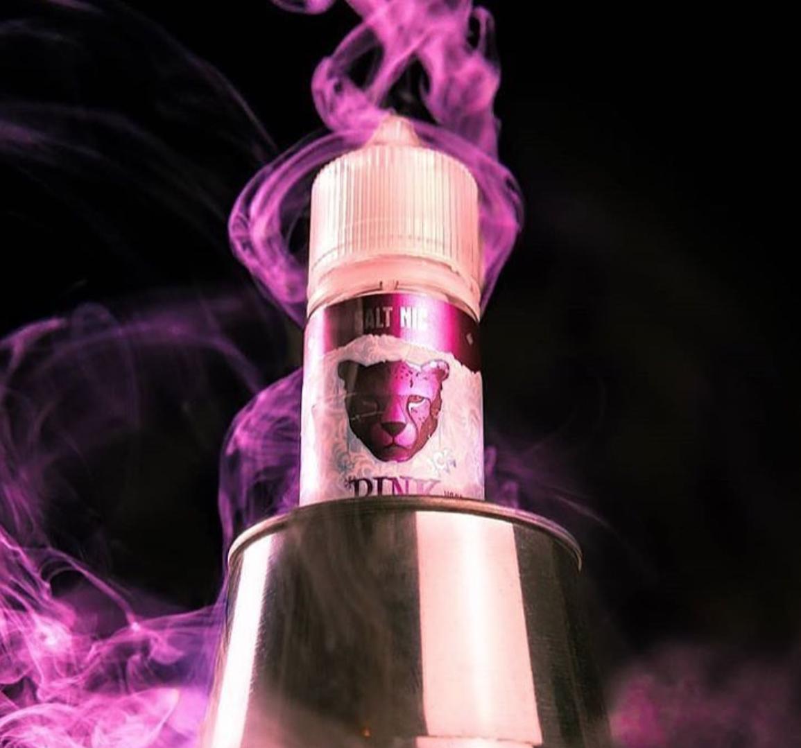 Panther Series - Pink Ice Salt Nicotine بينك باردة نيكوتين ملحي