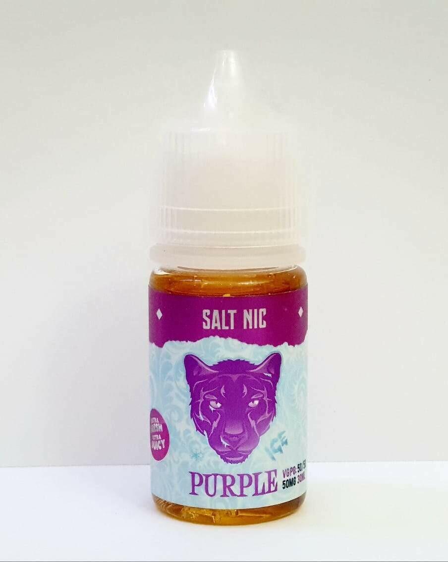 Panther Series - Purple Ice Salt Nicotine بيربل بارد نيكوتين ملحي
