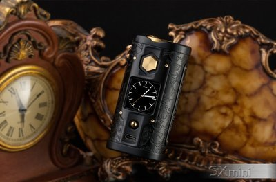 Yihi SXmini G Class - Black Leather + Gold Plated