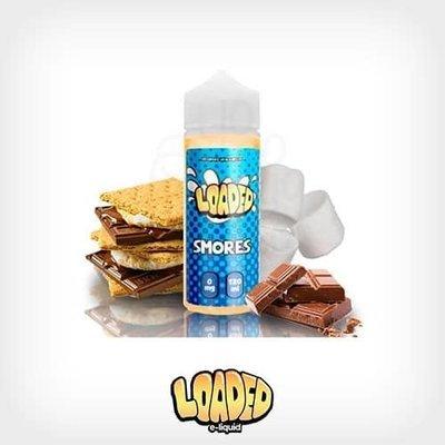 Loaded - Smores لوديد بسكويت مع شوكولاته ومارشميلو