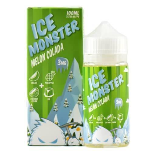 Ice Monsters - Melon Colada آيس مونستر كولادا الشمام بارد