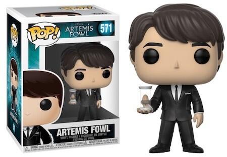Artemis Fowl Common Funko Pop Pre Order