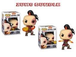 Special Order Avatar: Zuko Chase/Common Set