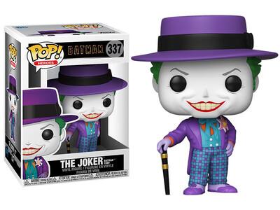 Pre Order Common Batman 1989 Joker Pop Figure