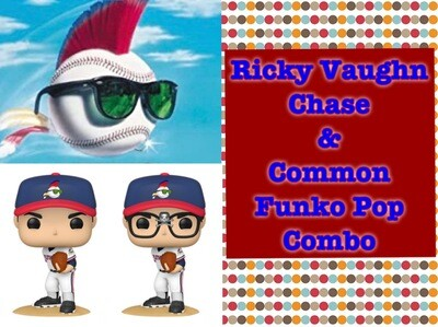 Ricky Vaughn Chase & Common Combo Special Order