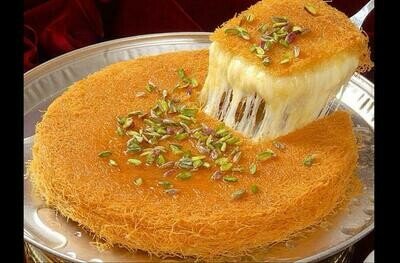 WEEKEND COURSE- ARABIC SWEETS