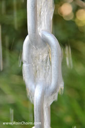 Rain chain - Aluminum Link Chain #T-4