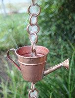 Rain Chain - Watering cans #4242