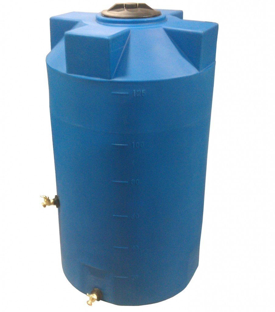 Emergency Water Storage Tank 125 Gallon