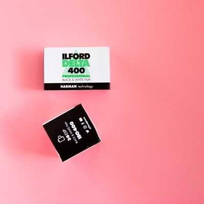Ilford Delta 400 35mm 36 Exposures