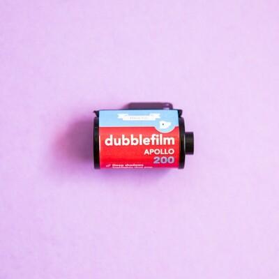 Dubble Film - Apollo 35mm 36 Exposures