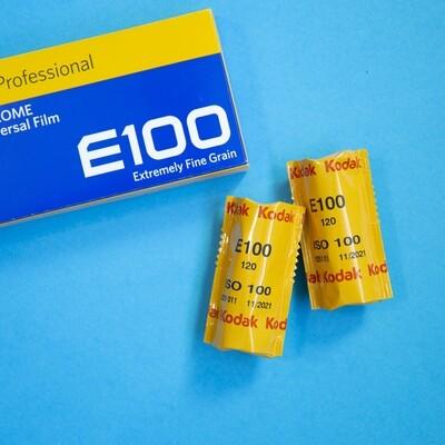Kodak Ektachrome 120