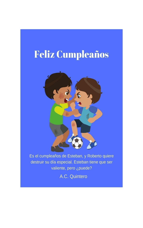 4 Novels+FVR Reading Kit- Feliz Cumpleaños- Spanish 1 Reader