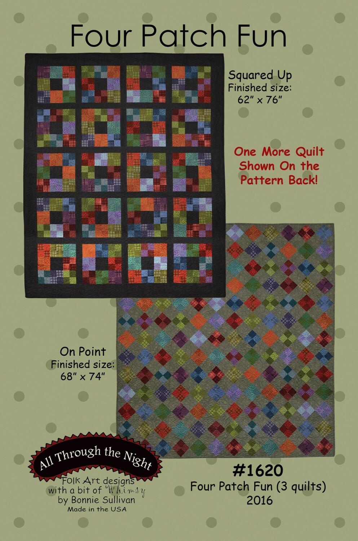 Four Patch Fun Pattern 31GE1ADJ